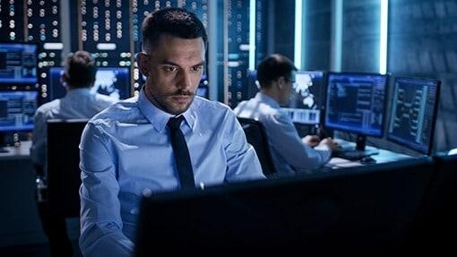 Wir unterstützen Sie beim Thema IT-Sicherheit