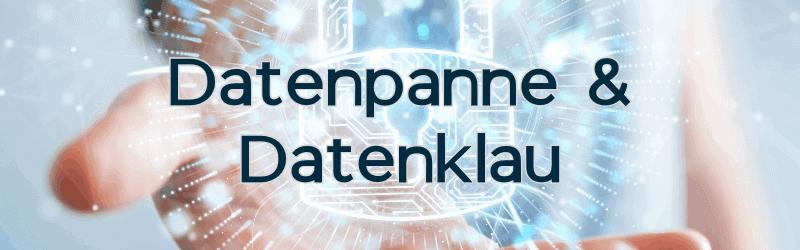 Datenpanne & Datenklau – Meldung, Bußgelder & Co.